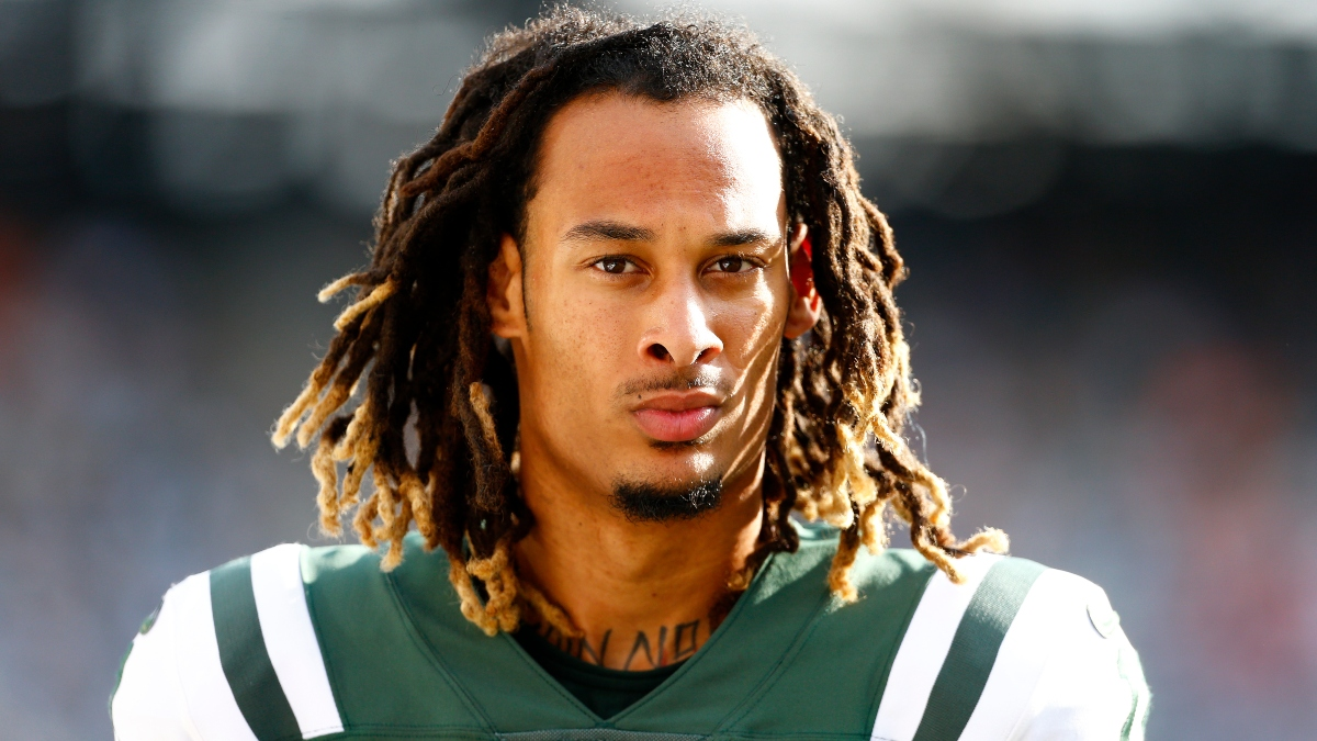 Why Robby Anderson's Fantasy Football Ceiling Is Lower In Carolina & How Breshad Perriman Will Fit In With Jets article feature image