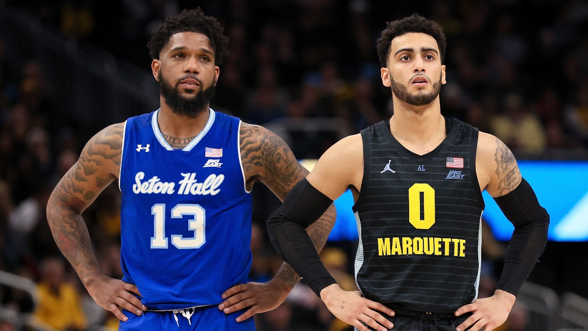 Big East Tournament Quarterfinal Betting Picks (Thursday, March 12): Butler vs. Providence, Marquette vs. Seton Hall article feature image