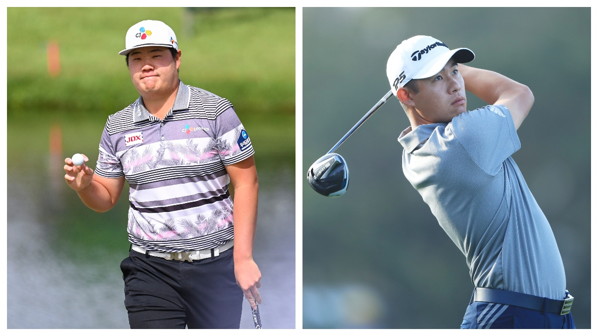 Sobel: Im, Morikawa and the Rest of the PGA TOUR's Young Guns Have Staying Power article feature image