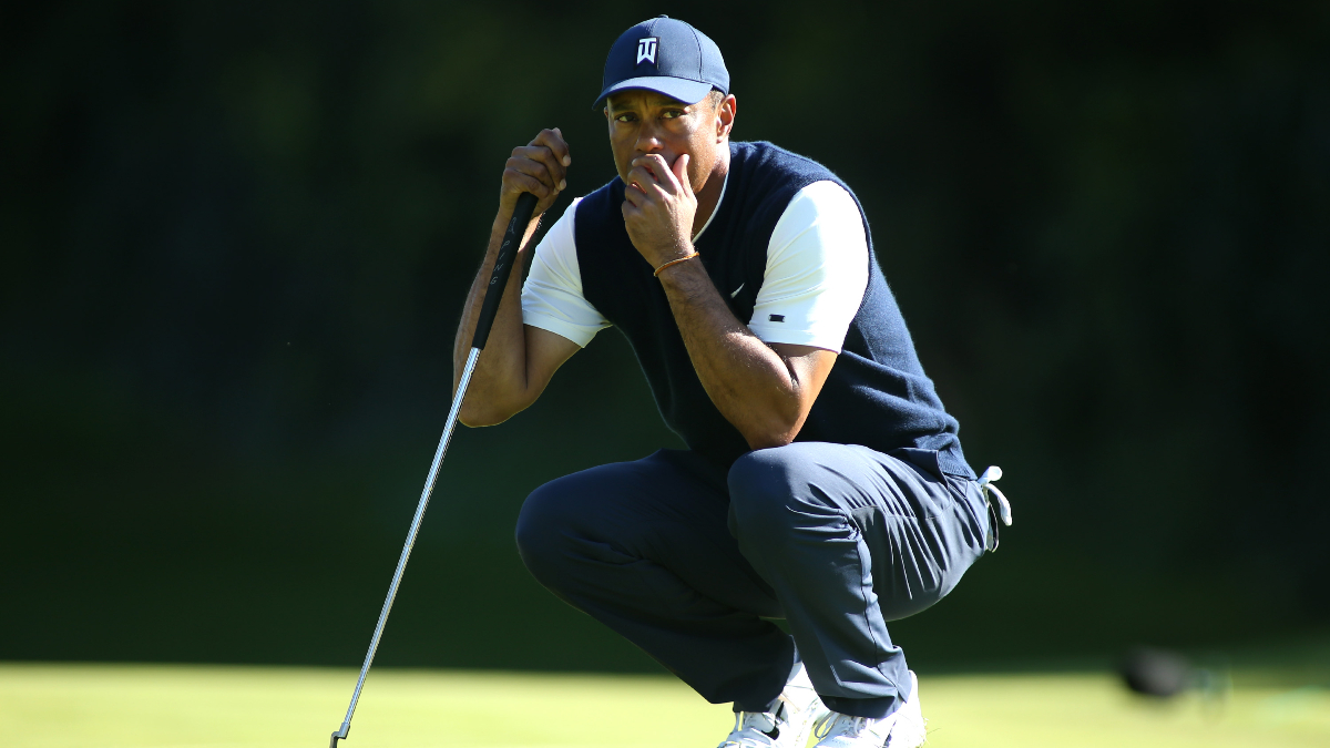 Tiger Woods' Masters Odds Shift to 20-1 After Decision to Skip The Players article feature image
