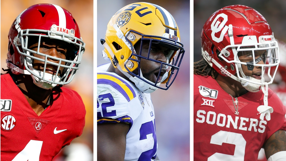 2020 Dynasty Rookie Rankings: Your Fantasy Draft Guide to the Top 50 article feature image