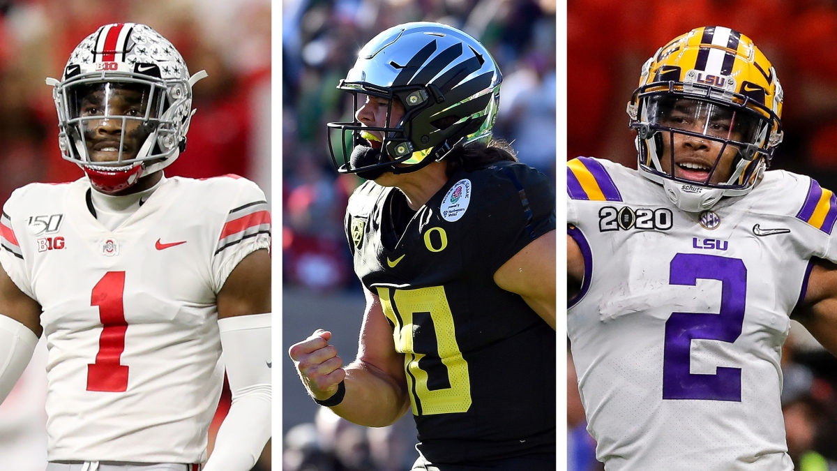 2020 NFL Draft Betting Picks: Our Staff's 12 Best First-Round Bets article feature image