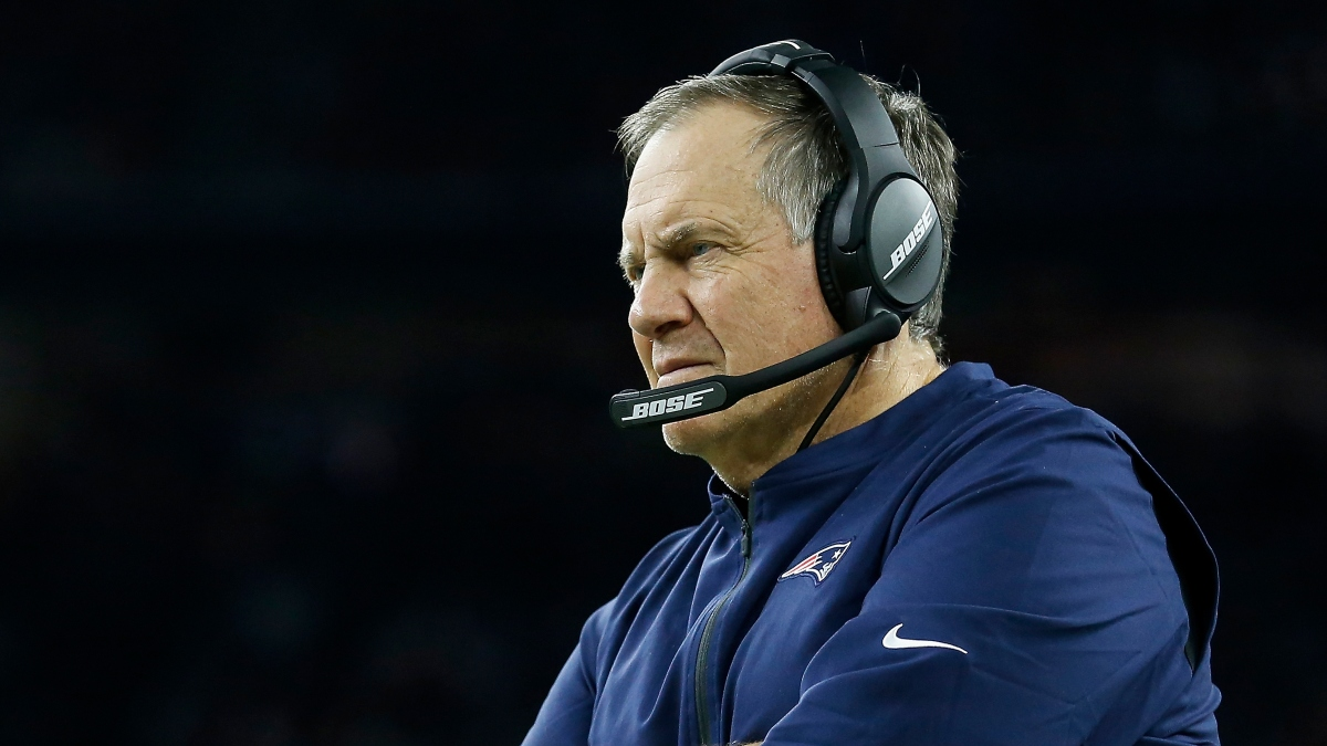 Patriots vs. Seahawks Sunday Night Football Odds & Promos: Bet $20, Win $200 if the Pats Cover article feature image