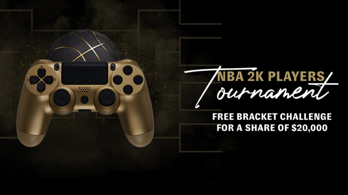 NBA 2K Players Tournament Promotion: BetMGM Offering $20,000 to First Place in Bracket Contest article feature image