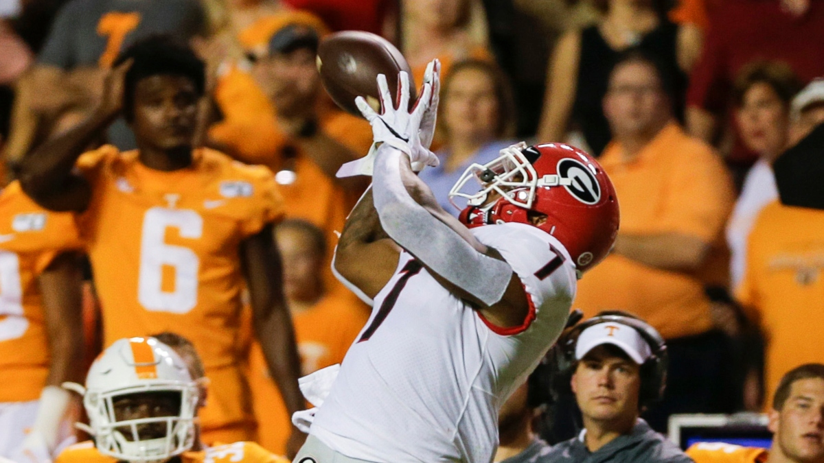 D'Andre Swift NFL Draft Odds: When He'll Be Picked, More article feature image