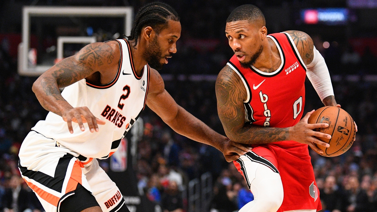 NBA King of the Hill Tournament: Betting Odds & Props for Monday's 2 Games article feature image