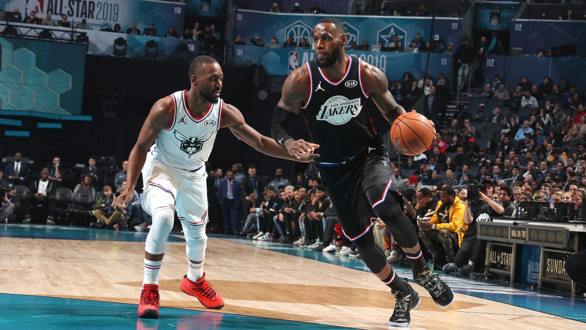 NBA King of the Hill Tournament: Betting Odds & Props for Thursday's 4 Games article feature image
