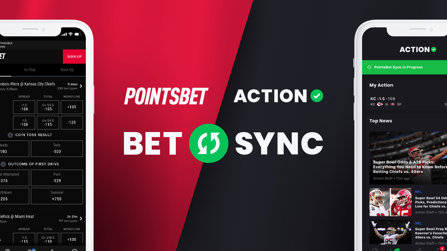 Our Biggest App Update Ever (Seriously): BetSync, UFC Tracking, Improved BetSlip & More article feature image