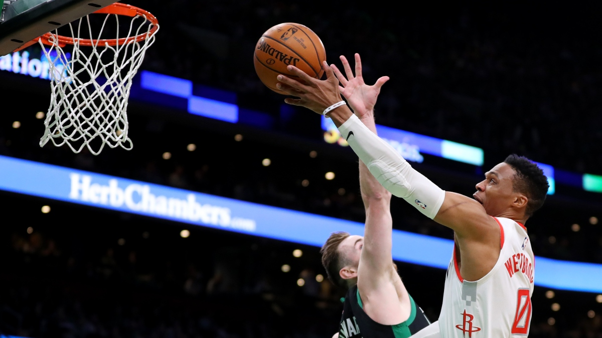 NBA King of the Hill Tournament: Our Staff's Picks for Thursday's 4 Games article feature image