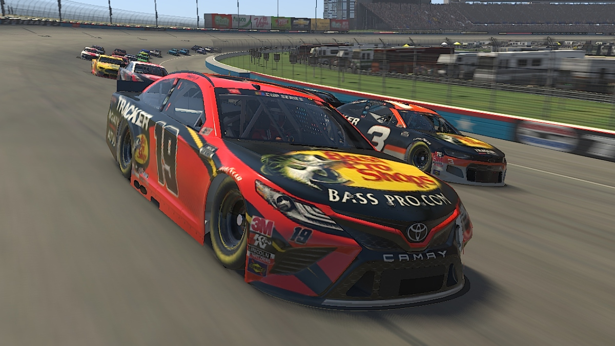 NASCAR iRacing at North Wilkesboro Odds, Picks: The Longshot Driver Offering Future and Prop-Betting Value article feature image
