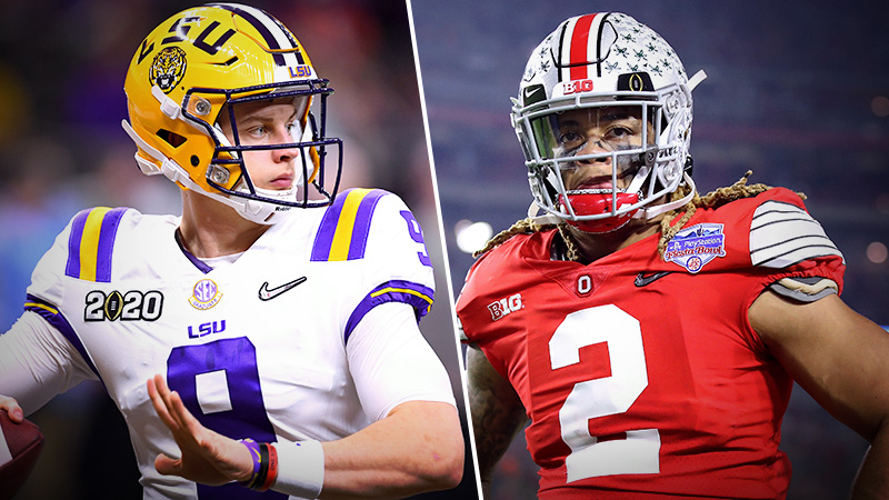 Final NFL Mock Draft 2020: All 32 First Round Picks, Including a Tua-Herbert Swap article feature image