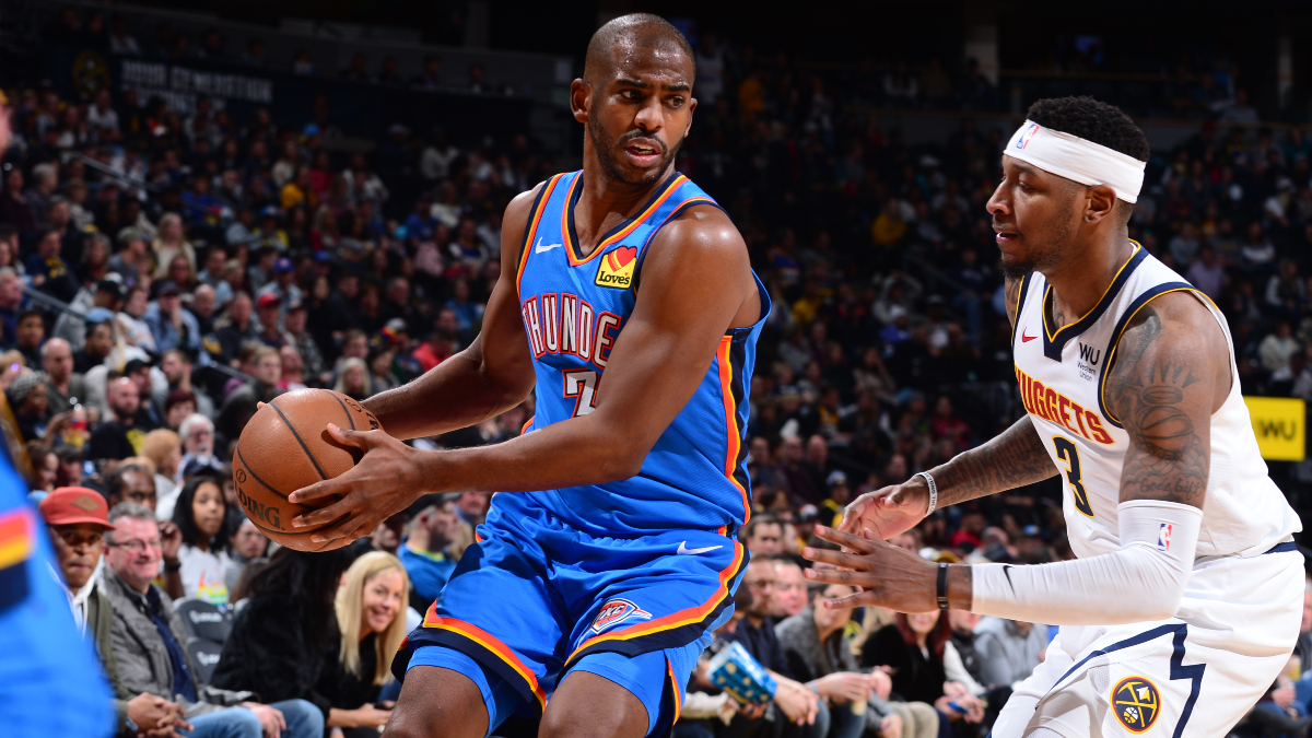 Moore: Analyzing Potential NBA Playoffs Series Prices & Matchups article feature image