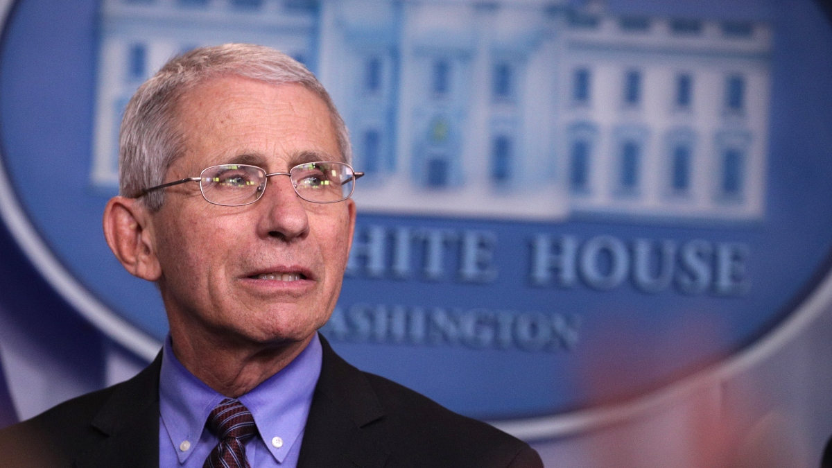 Fauci: MLB Not Likely to Return With Fans in Stands This Year article feature image