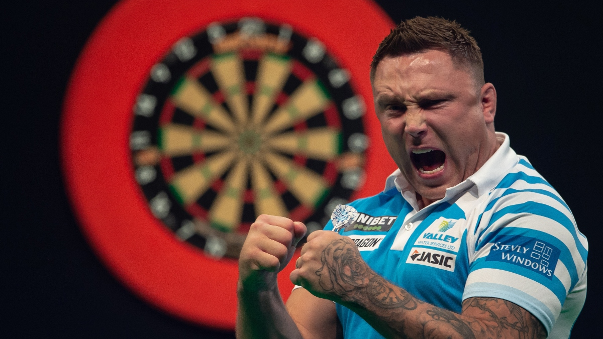PDC Home Tour Darts Betting Odds, Preview and Picks (Friday, April 17) article feature image