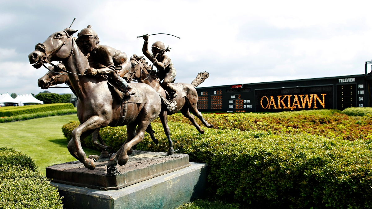 Zerillo's Horse Racing Picks for Saturday: Multi-Race Wager Card & Win Bets at Gulfstream Park & Oaklawn Park (April 11) article feature image