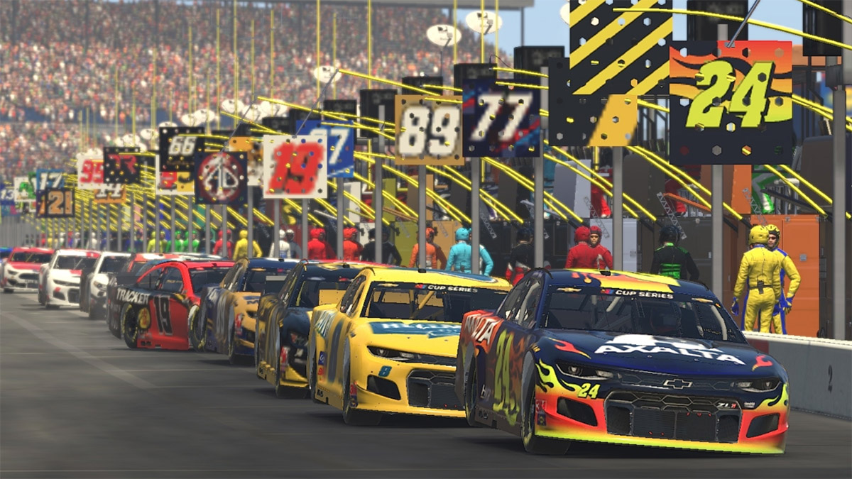 Nevada Gaming Control Approves eNASCAR iRacing Betting article feature image