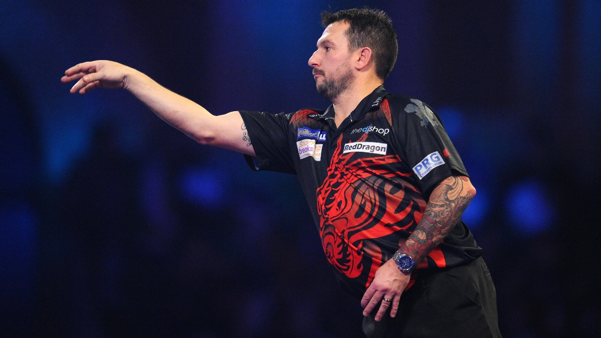 PDC Home Tour Darts Betting Odds, Preview and Picks for Day 8 (Friday, April 24) article feature image