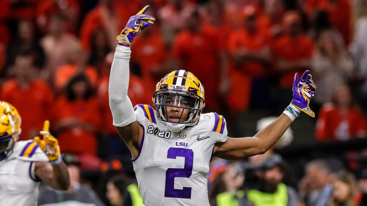 Where Vikings WR Justin Jefferson Ranks In A Stacked Dynasty Rookie Class article feature image