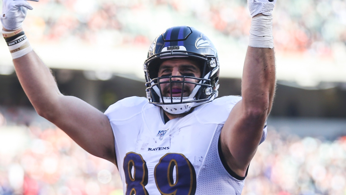 Mark Andrews Prop Pick: Betting on Under 10.5 Touchdowns In 2020 article feature image