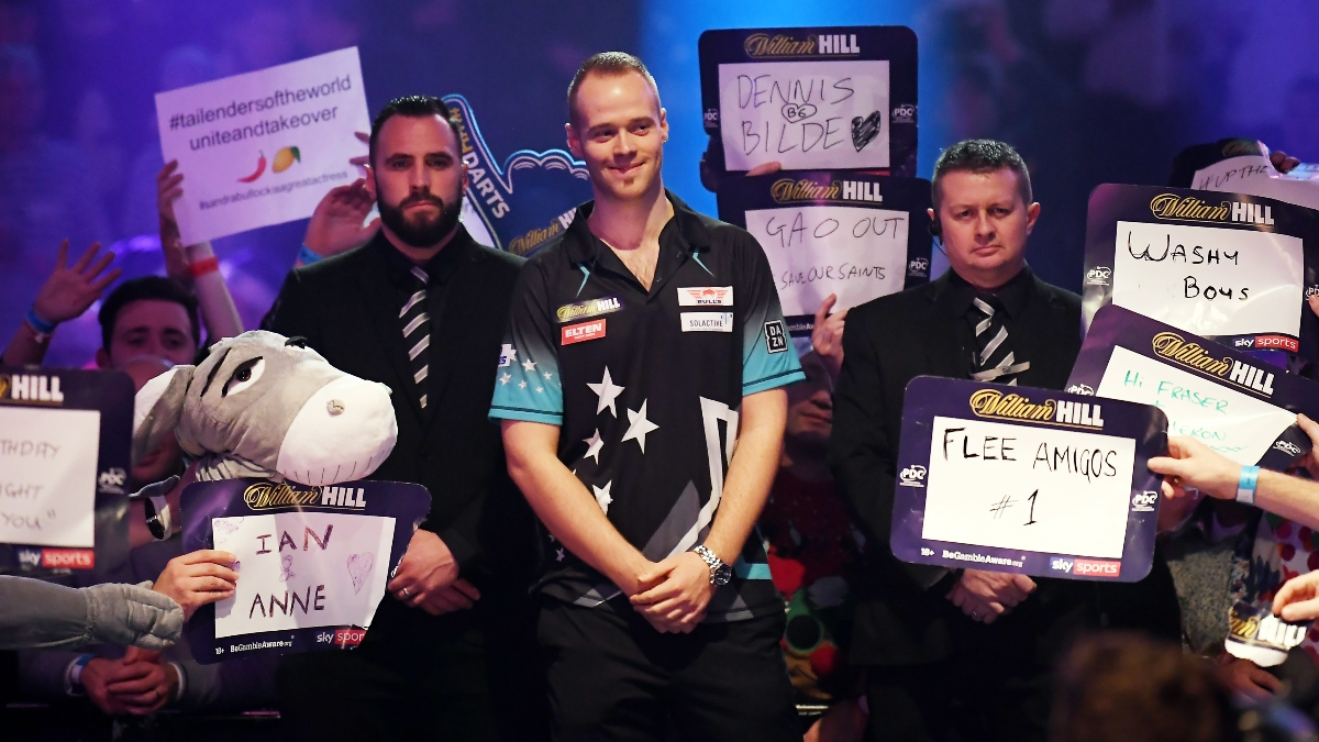PDC Home Tour Darts Betting Odds, Preview and Picks for Day 12 (Tuesday, April 28) article feature image