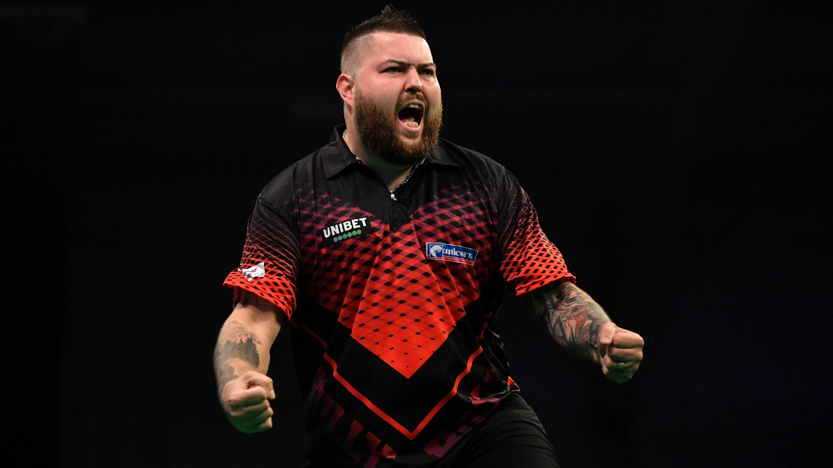 PDC Home Tour Darts Betting Odds, Preview and Picks for Day 9 (Saturday, April 25) article feature image