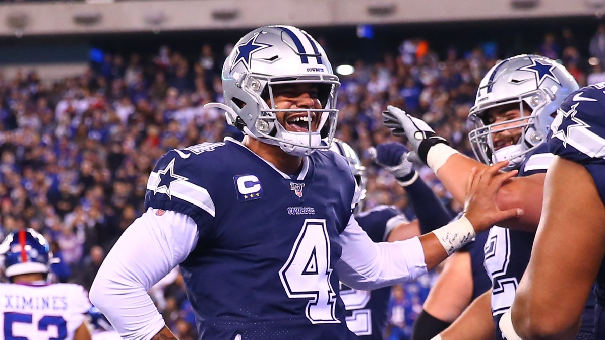 5 NFL Bets to Make Right Now: MVP, Rookie of the Year & AFC East Winner article feature image