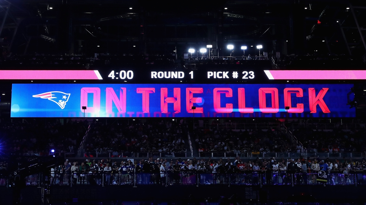 Patriots Picks & Results For 2020 NFL Draft article feature image