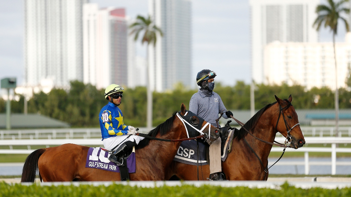 Horse Racing Picks for Sunday: Best Bets at Gulfstream Park and Santa Anita article feature image