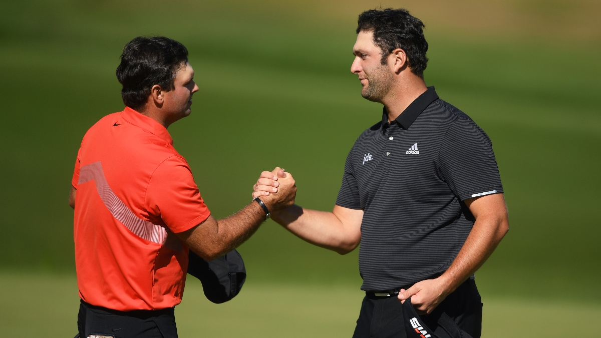 2020 Masters Choose Your Own Adventure, Patrick Reed vs. Jon Rahm: Cooler Heads article feature image