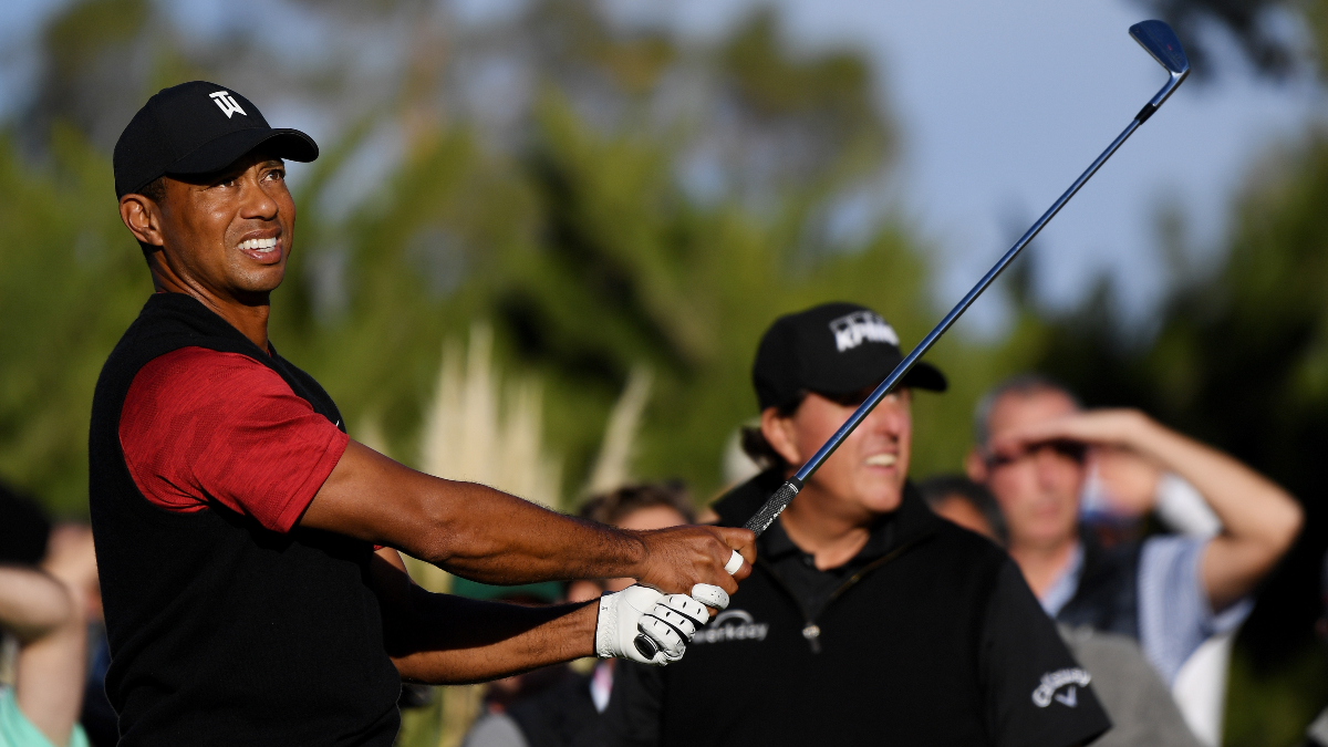 Tiger vs. Phil II Would Provide Relief, But Significant Hurdles Remain article feature image