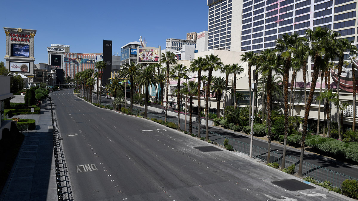 March Sports Betting Handle Declines 76% in Nevada with Las Vegas Strip Shut Down Amid Coronavirus article feature image