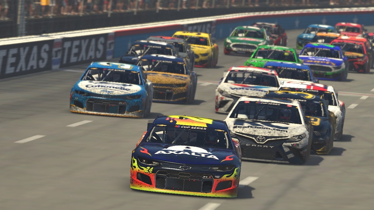 Updated NASCAR iRacing Odds for Sunday's Bristol Food City Showdown: William Byron Favored to Win article feature image