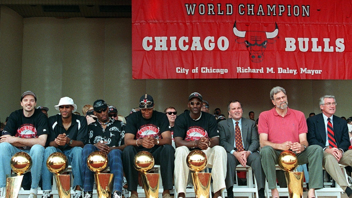 A Betting Odds History of the 1990s Chicago Bulls Dynasty article feature image