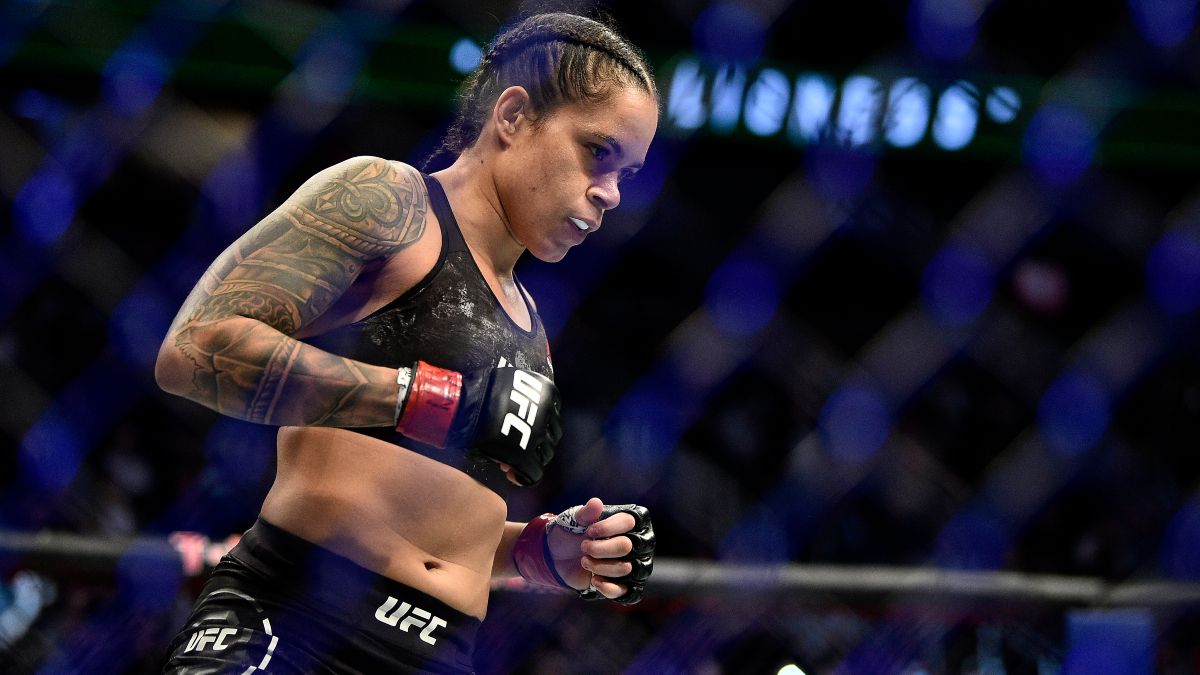 Updated UFC 250 Odds: Amanda Nunes Heavily Favored Over Felicia Spencer article feature image