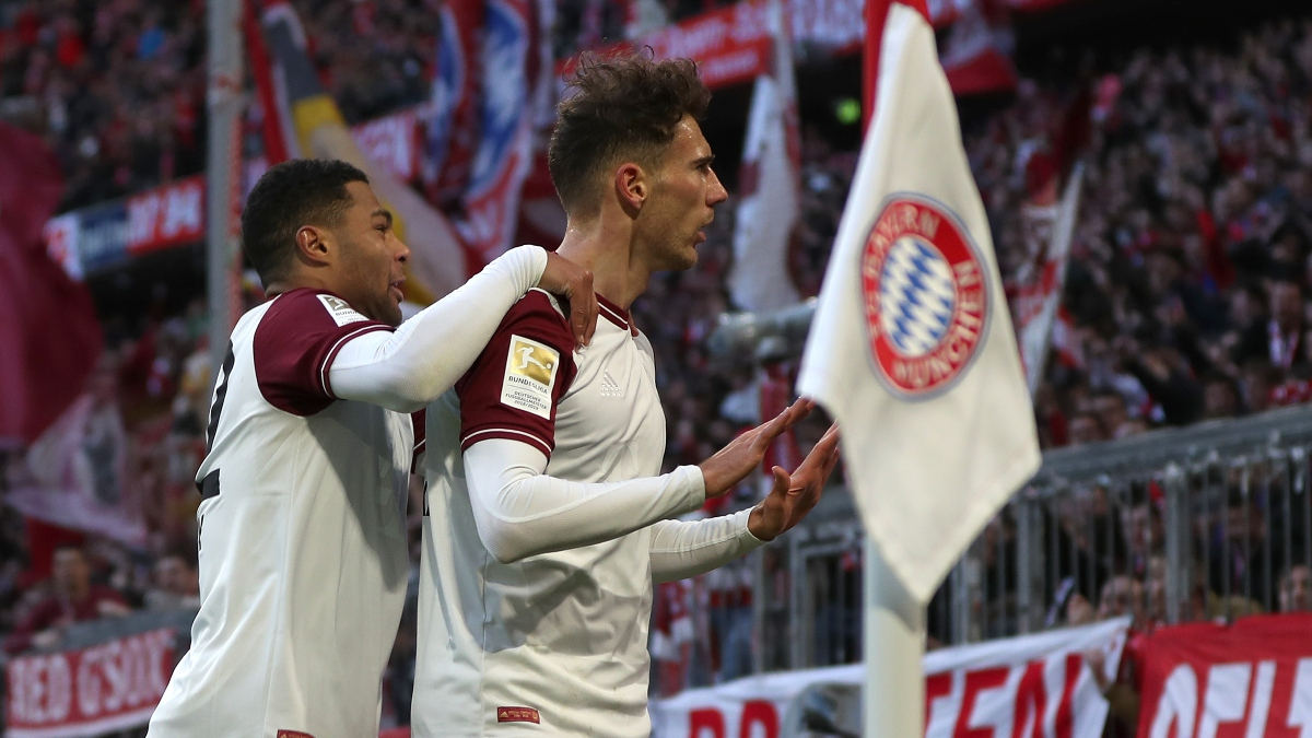 Bundesliga Betting Odds, Picks: Will Bayern Munich's Attack Be Too Much For Union Berlin? article feature image