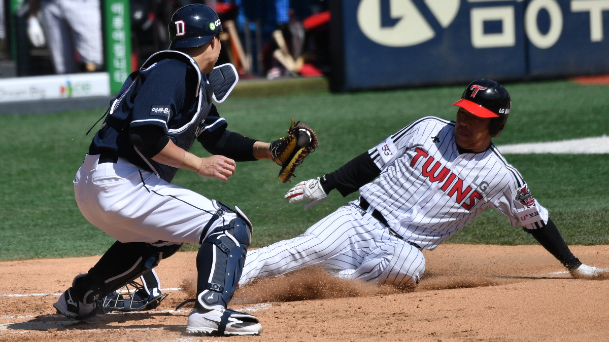 KBO, CPBL Odds, Picks & Betting Model (May 10): LG Twins vs. NC Dinos & KIA Tigers vs. Samsung Lions article feature image