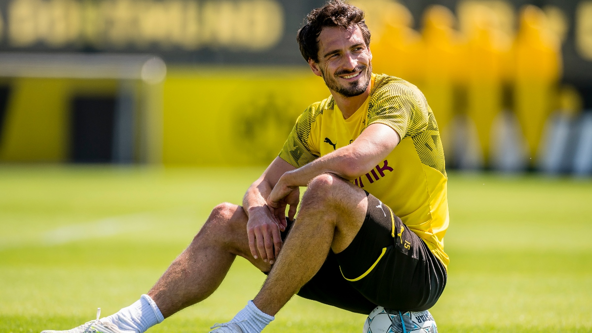 Sunday Bundesliga Betting Odds, Preview: Borussia Dortmund vs. Paderborn Picks & Predictions (May 31) article feature image