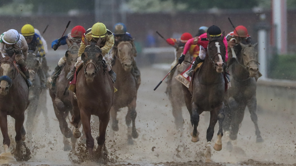 Horse Racing Picks (Thursday, May 21): Exotics & Best Bets to Win at Churchill Downs article feature image