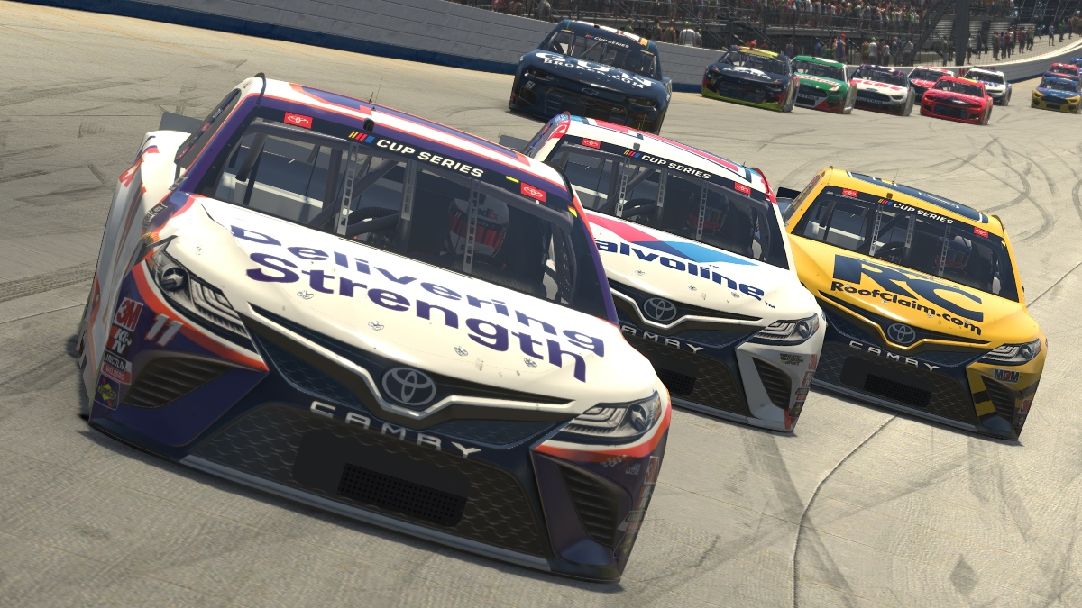 NASCAR iRacing North Wilkesboro 160 Odds, Picks: Best Bets for the Pro Invitational Series Finale on Saturday article feature image