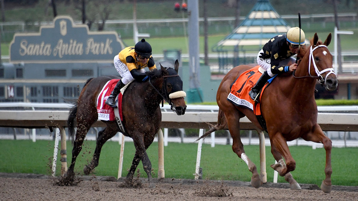 Santa Anita Horse Racing Picks: Best Bets to Win & How to Play the Pick 5 on Saturday, May 16 article feature image