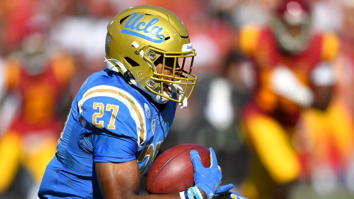 Projecting Chargers RB Joshua Kelley's Fantasy Upside article feature image