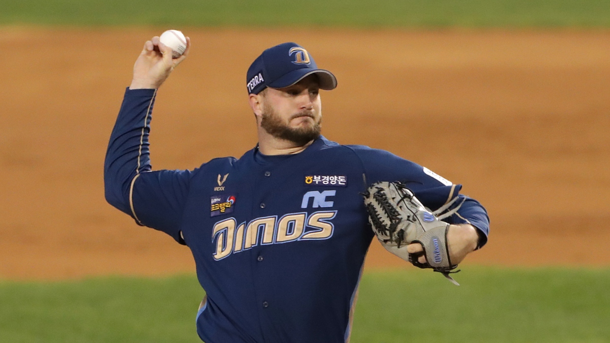 KBO Picks, Odds Predictions & Betting Model (Sunday, May 24): Will Wright, Dinos Dominate Eagles Again? article feature image