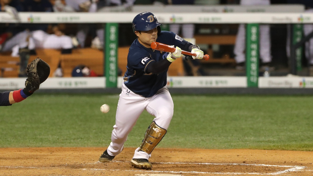KBO Picks, Odds Predictions & Betting Model (Friday, May 22): Can Ramos, Twins, Blast Past the Wiz? article feature image
