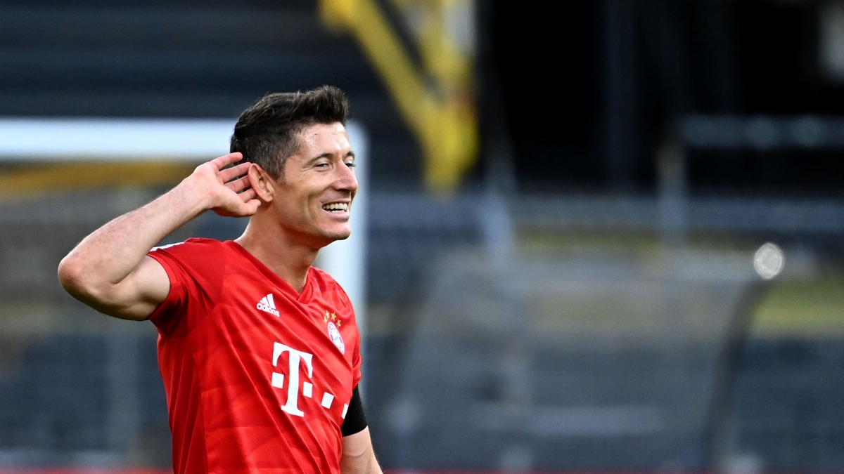 Bayern Munich vs. Fortuna Dusseldorf Betting Odds and Picks: Will Bayern Continue Its Bundesliga Dominance? (Saturday, May 30) article feature image