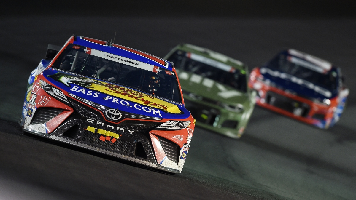 NASCAR at Charlotte Odds, Picks: 3 Best Bets for Thursday's Rescheduled Alsco Uniforms 500 article feature image