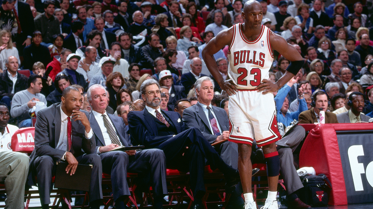Moore: The Legendary 1996 Chicago Bulls Bad Beat You've Probably Forgotten article feature image