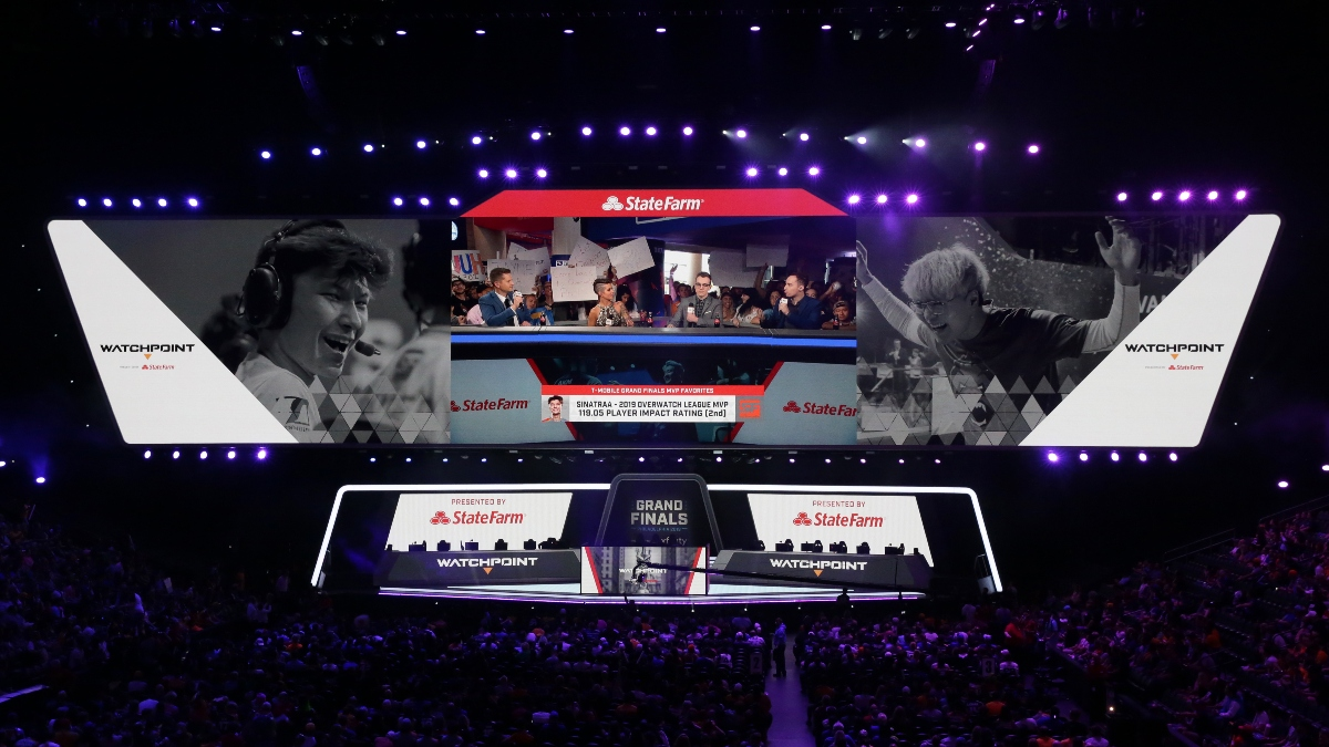 Overwatch League Week 13 Betting Odds and Picks: Can the Hunters Upset Excelsior? (May 2-3) article feature image