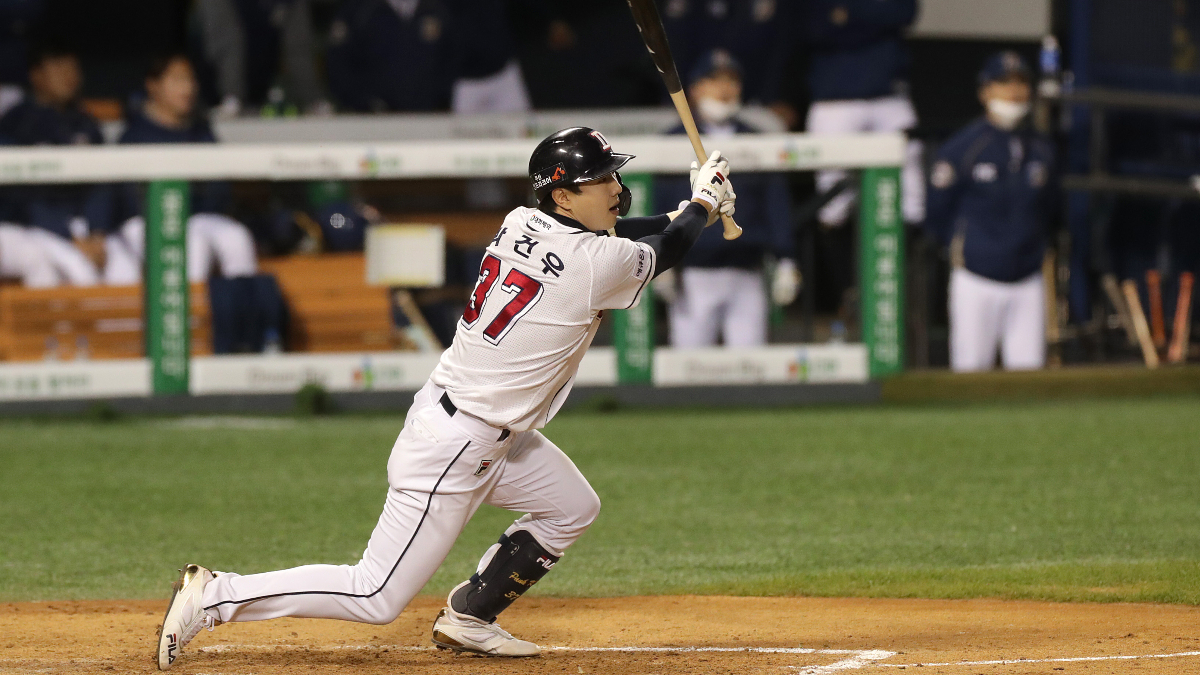 KBO Picks, Odds Predictions & Betting Model (Thursday, May 21): Will Bears Continue to Slow Down the Dinos? article feature image