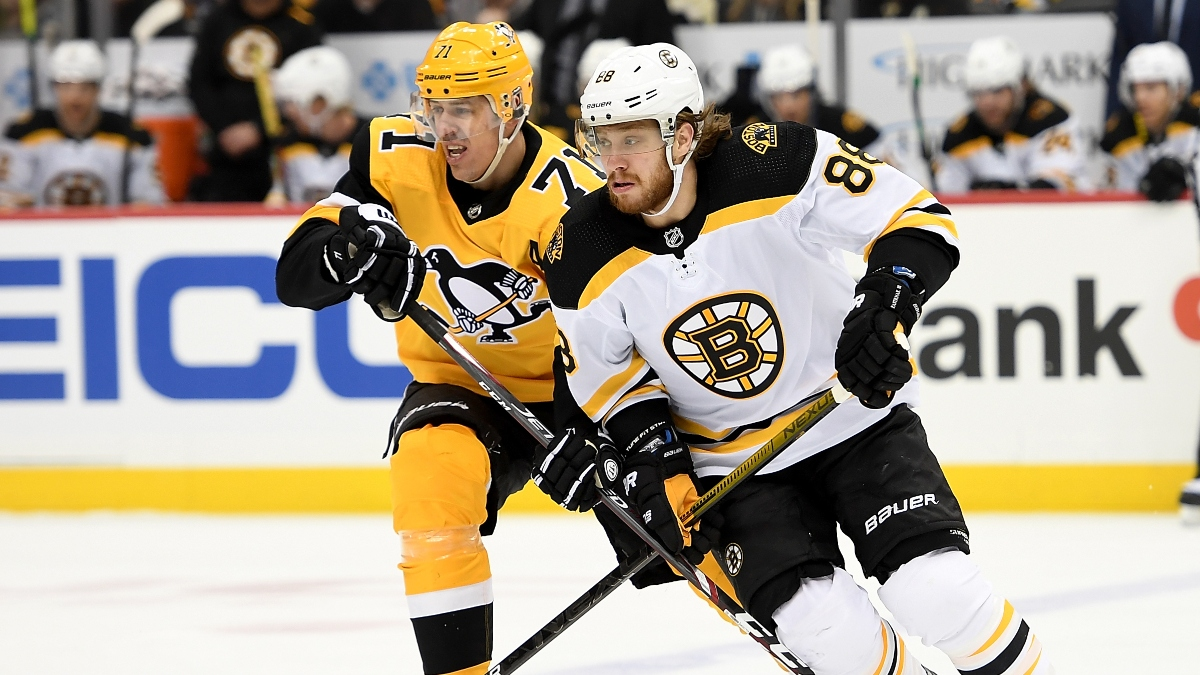 Updated Stanley Cup Odds: Bruins, Lightning Are the Betting Favorites article feature image