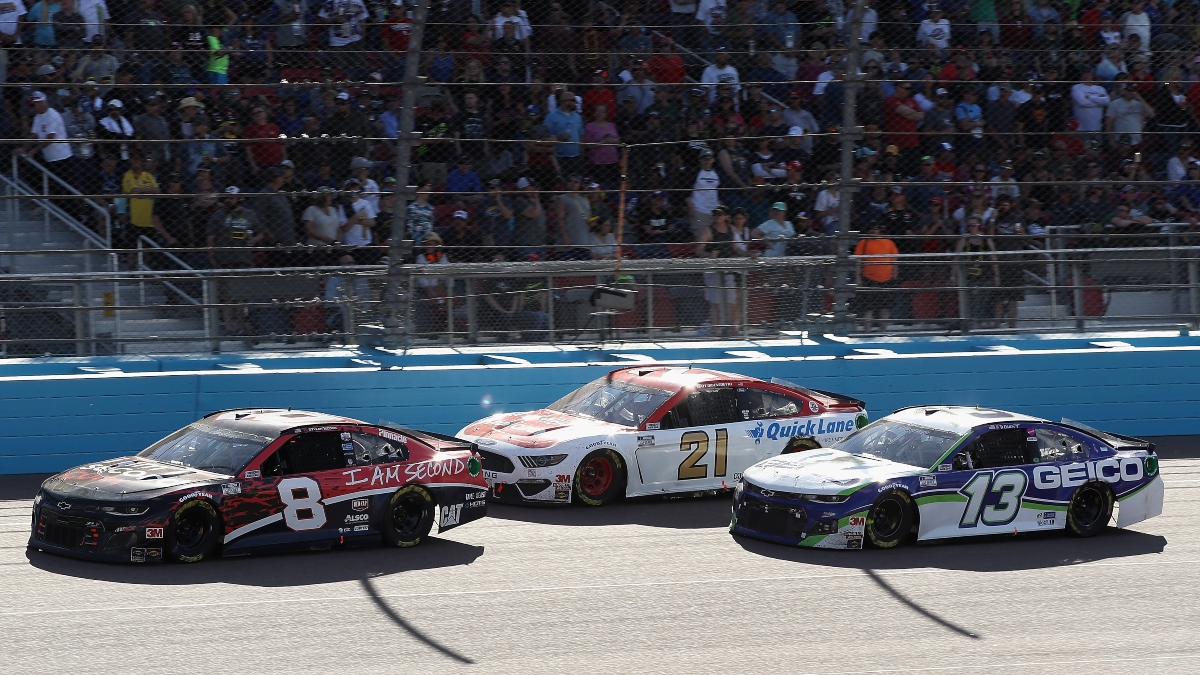 NASCAR at Darlington Odds, Betting Pick: The Sleeper With 110-1 Odds to Bet for Sunday's The Real Heroes 400 article feature image